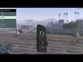 GTA 5 Крыса-беспредельщица