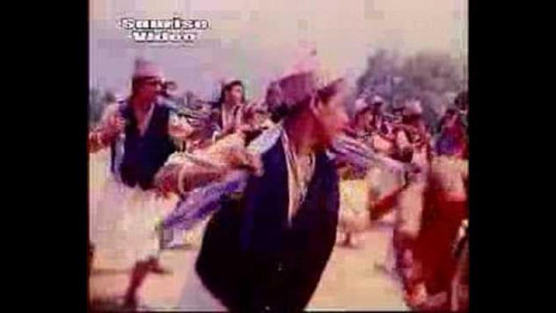 Aaja hamro (nepali song)