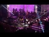 Концерт Би-2 с симфоническим оркестром 20.11.2015 - Дурочка (фрагмент) (великолепный танец Левы)