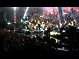 Концерт Би-2 с симфоническим оркестром 20.11.2015. 16+ Лева великолепно танцует, Феликс Арановский жжет
