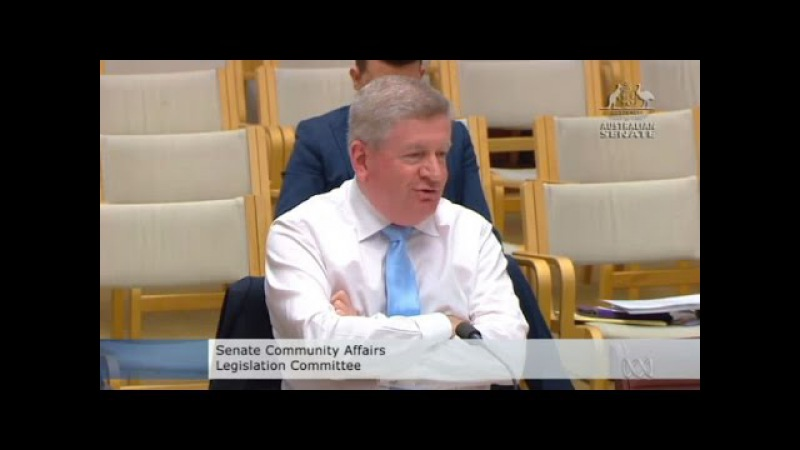 What's mansplaining? Senator Mitch Fifield offended by Senator Katy Gallagher's allegation
