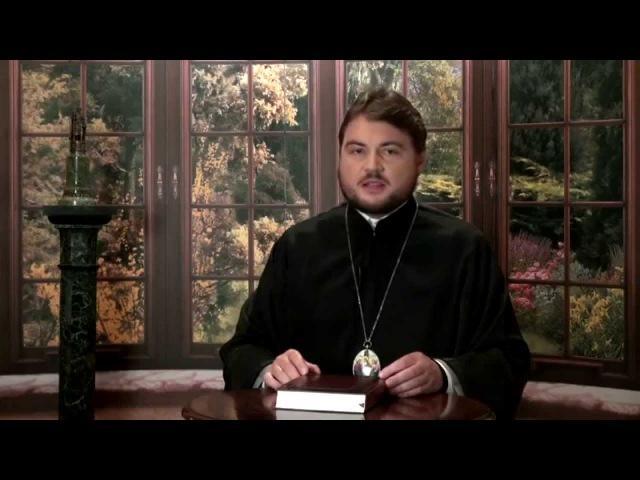 Про духовну користь терпіння. Бесіда в Неділю всіх святих в землі нашій просіявших.