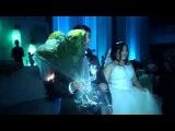 Песня мамы для сына. Свадьба в Кызылорде. Нурсултан и Аселя. 15.10.2013