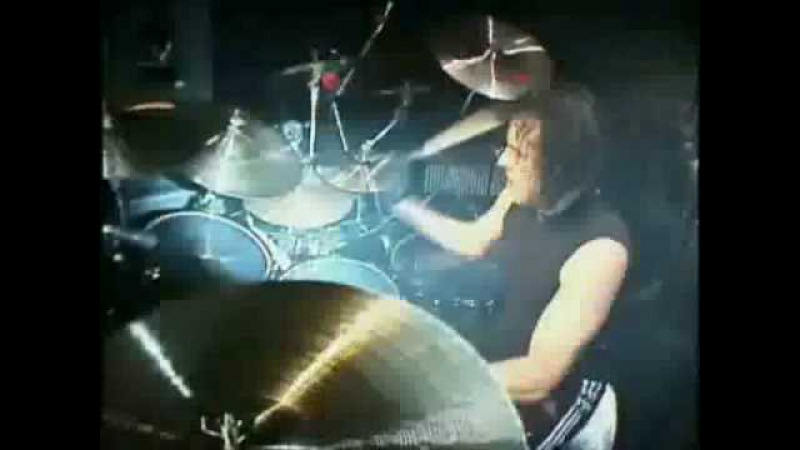 Megadeth Drummers: Nick Menza x Jimmy Degrasso x Shawn Drover