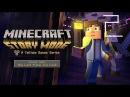 Прохождение Minecraft Story Mode Эпизод 3 Да где же Оно №2 Мир из Шерсти