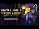 Прохождение Minecraft Story Mode Эпизод 3 Да Где Же Оно №1 Портал Энд