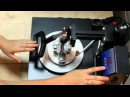 Нанесение изображения на керамическую тарелку