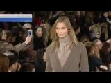 Новинки от Ralph Lauren в моде бархат, замша и джинсы. Но какие!