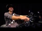 Fight Night Pittsburgh Donald Cerrone Receives New Harley-Davidson
