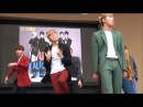 Part2 ( @東京ラクーアガーデン)U- KISS 5thアルバム「One Shot One Kill」発売記念イベント
