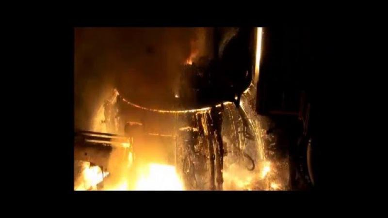 EAF explosion