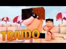 Minecraft VIDA REAL 115 TRAIÇÃO NA PRAIA DE NUDISMO Comes Alive Mod