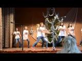 Новогодний танец ТАКАТА))*