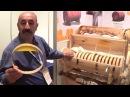 Турецкий Улей Для Сотового Меда, АПИСЛАВИЯ 2014, Ч-1 Turkish Honey, Muglaa