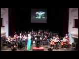 Kat Galamay и Дмитрий Грибанов исполняют «Ветер перемен» из кф «Мерри Попинс, до свидания»