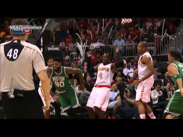 Boston Celtics vs Atlanta Hawks - Game 2 Full Highlights - April 19, 2016 - 2016 NBA Playoffs