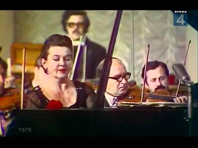 Лядова Концертная полька