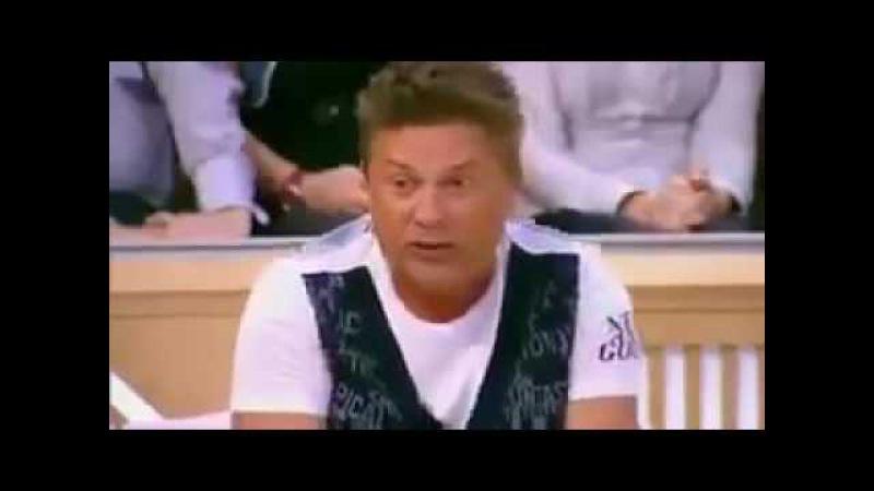 Мне стыдно что я русский актёр Белоголовцев на программе Пусть говорят