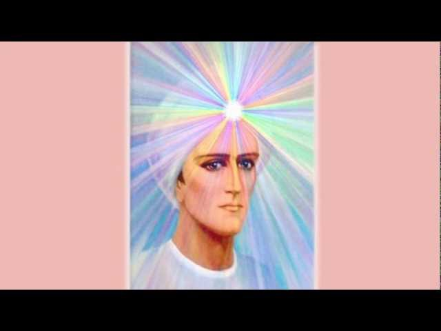 Maha Chohan Holy Spirit Meditation