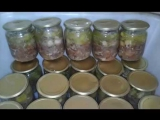 Тушенка из птицы в домашних условиях/обзор белорусского автоклава\Stew poultry in an autoclave