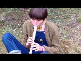 полина и ее флейта