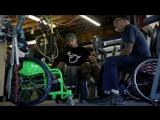 Когда инвалидное кресло не помеха