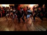 Супер шоу!!! Semba-Afro-Kizomba от студии танцев AFRO-LATIN VIBES