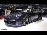 TechArt at Geneva Auto Salon 2016- Geneva Motor Show 2016 - Patrick3331