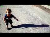 Дети боятся тени