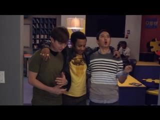 Высшая Школа Видеоигр [2x02] Video Game High School (VGHS)