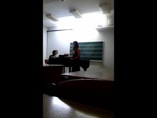 екзамен з вокалу