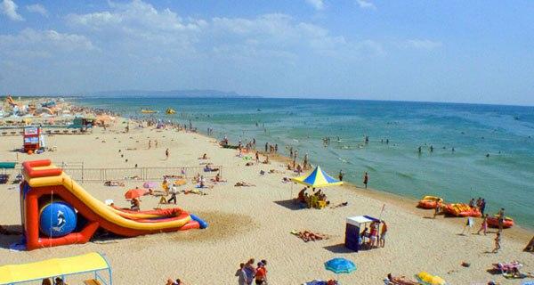 Пляжи Анапы фото