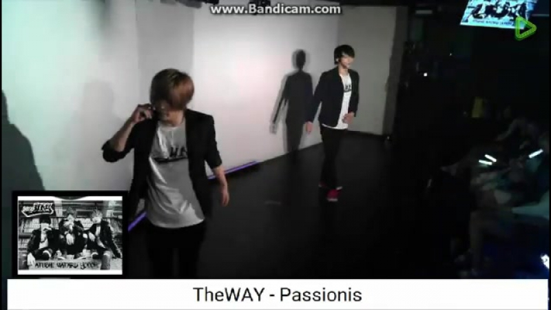 TheWAY - Passionis