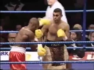 Принц Насим Хамед - Самый отмороженный боксер