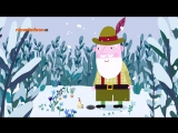 Ben & Holly's Little Kingdom 51-52 Маленькое Королевство Бена и Холли Ben and Hollys Christmas CARTOONS in ENGLISH МУЛЬТФИЛЬМ