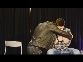 Jared Padalecki & Jensen Ackles (Дружба Джареда Падалеки и Дженсена Эклза) (Beyonce - Halo)