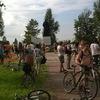 Велопрогулка за сохранение царскосельских парков