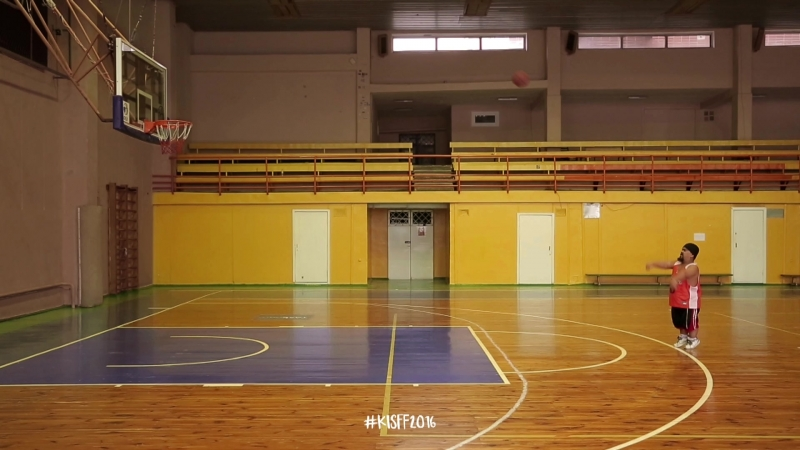 Баскетболіст KISFF2016