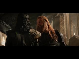 Тор 2 Царство тьмы/Thor: The Dark World (2013) Трейлер №2 (дублированный)