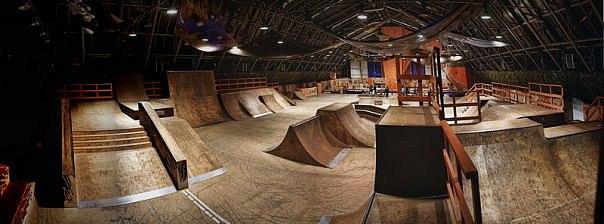 скейт парк жесть