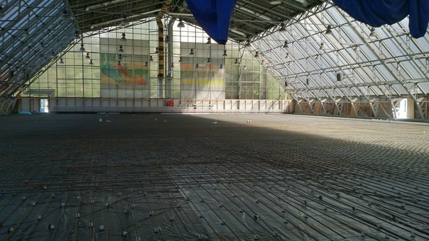 реконструкция скейт парка жесть