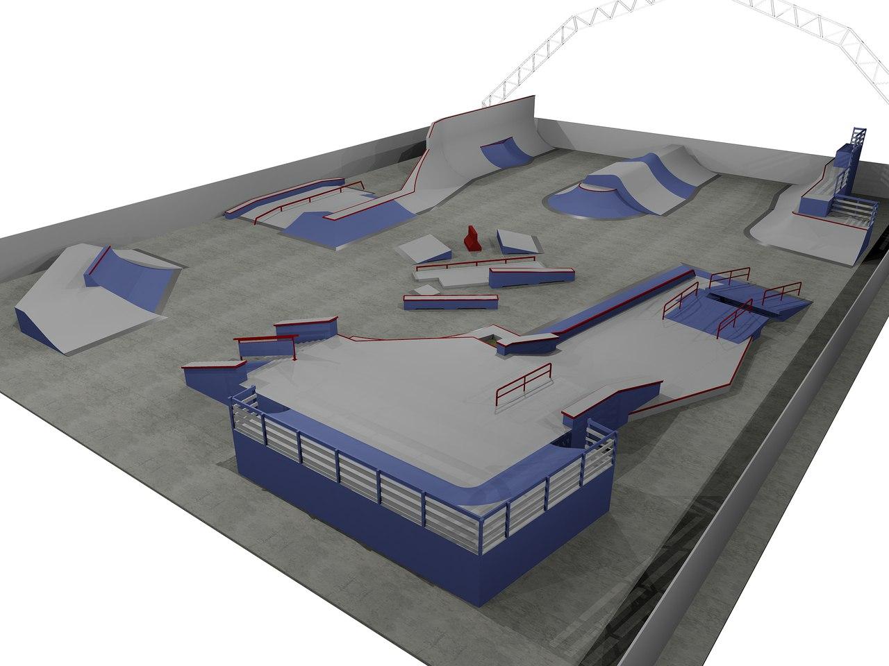 скейт-парк жесть