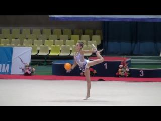 Дарья Автономова,мячКубок Москвы 2011