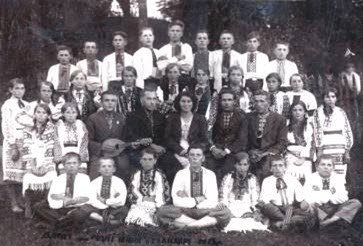 Українська вишиванка в сімейному альбомі (Страница 2) — Этнография ... 6555ecc5c7f05