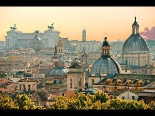 🌍 Рим. Вечный город. Величие былых эпох