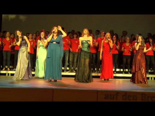 Студия А-соль. Концерт в г.Марбах. La-la-love