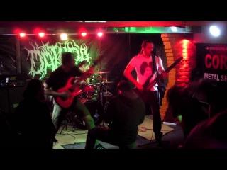 Serpenternity - Disciple ( Slayer cover) ( Blast Party 15.11.15 )