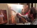 Курсы живописи для взрослых в Москве, Спб, Киеве, как начать писать маслом на холсте