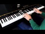 Calvin Harris feat. John Newman - Blame Piano Cover
