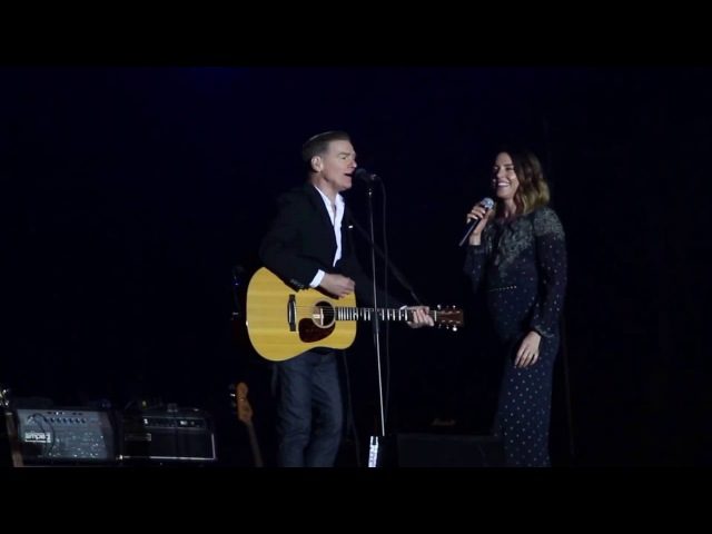 Melanie C and Bryan Adams - When You're Gone - Live at Car Fest North 2016